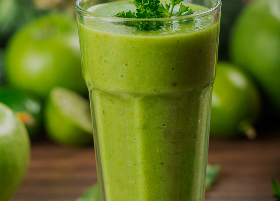 Lime Smoothie Recipe